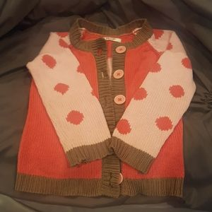 Mini Boden Kitty Sweater 18-24 mos